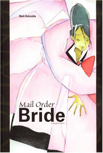 Mail Order Bride Graphic Novel