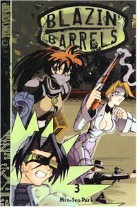 Blazin' Barrels Graphic Novel 03