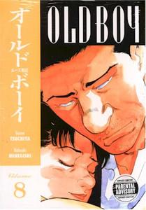 Old Boy Graphic Novel 08