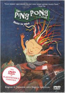 Ping Pong Club DVD 05: Rots in Hell