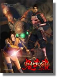 OniMusha Warlords Wallscroll #1A