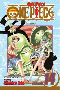 One Piece Graphic Novel 14