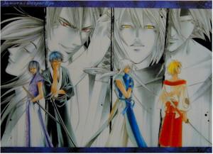 Samurai Deeper Kyo Poster #4278