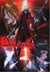Devil May Cry DVD Artbox w/v.2