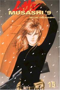 Musashi #9 Graphic Novel Vol. 15