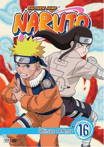 Naruto DVD 16 Ultimate Defense
