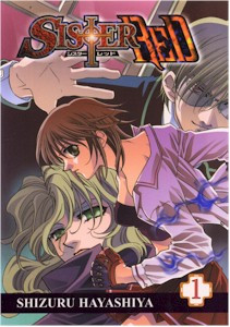 Sister Red Graphic Novel Vol. 01