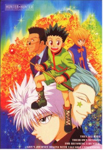 Hunter X Hunter Wallscroll #090