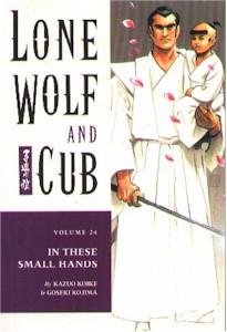 Lone Wolf & Cub Graphic Novel Vol. 24