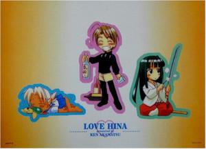 Love Hina Poster #4073