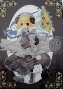 DiGi Charat Clear Poster #170570