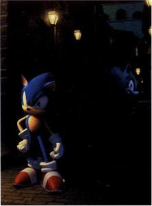 Sonic X Wallscroll #380