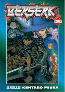 Berserk Graphic Novel Vol. 25