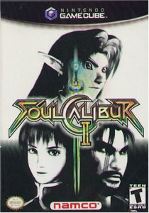 Soul Calibur II (GC) (Used)