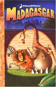Madagascar Cine-manga