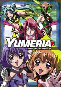 Yumeria DVD 01 Enter the Dreamscape