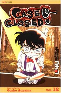 Case Closed Graphic Novel Vol. 12