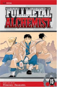 Fullmetal Alchemist Graphic Novel 15