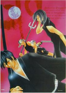 Samurai Deeper Kyo Poster #4280