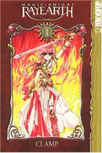 Magic Knight Rayearth I 2nd Edition GN 01