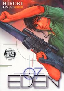 Eden It's an Endless World! Graphic Novel 07