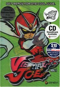 Viewtiful Joe DVD Vol. 01