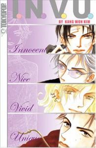 I.N.V.U. Graphic Novel Vol. 02