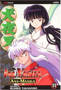 Inuyasha Ani-Manga Vol. 11