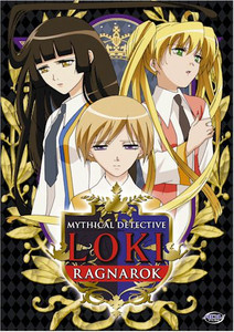 Mythical Detective Loki Ragnarok DVD 04