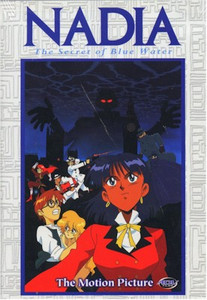 Nadia The Secret of Blue Water 11: The Motion Picture