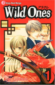 Wild Ones Graphic Novel 01