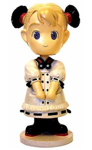 Last Exile Alvis Bobble Head
