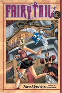 Fairy Tail Graphic Novel 02