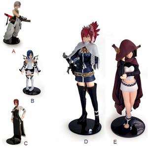Elemental Monster Capsule Toy Set (5)