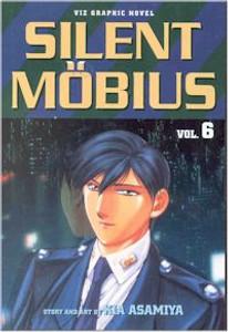 Silent Mobius Graphic Novel Vol. 06