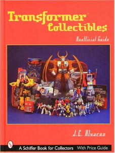 Transformer Collectibles Unofficial Guide