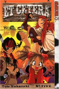 Et Cetera Graphic Novel Vol. 05