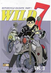 Wild 7 Graphic Novels Vol. 03