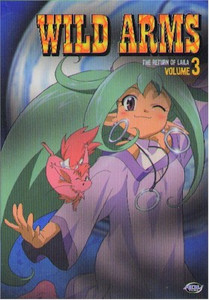 Wild Arms DVD Vol. 03: The Return of Laila