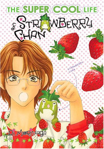 Super-Cool Life of Strawberry-Chan Graphic Novel