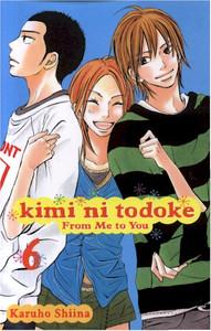 Kimi ni Todoke: From Me To You Graphic Novel 06