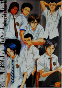 Prince of Tennis Poster #4399