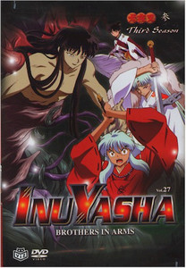 Inuyasha DVD Vol. 27
