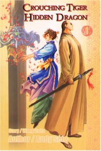 Crouching Tiger Hidden Dragon GN Vol. 01