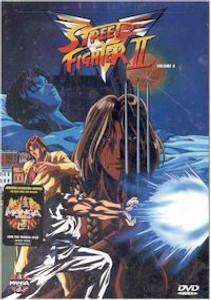 Street Fighter II DVD Vol. 04