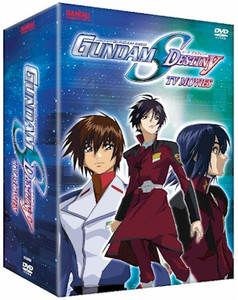 Gundam Seed Destiny DVD TV Movie 01 Limited Edition