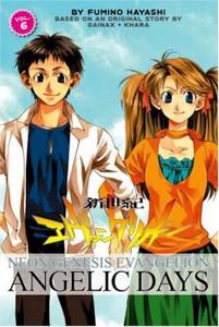 Neon Genesis Evangelion Angelic Days Graphic Novel 06