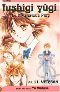 Fushigi Yuugi Graphic Novel Vol. 11