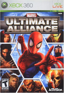 Marvel Ultimate Alliance (XBOX 360) (Used)