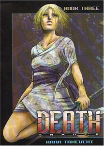 Death Trance GN Vol. 03
